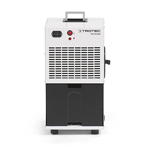 trotec d shumidificateur ttk 75 eco max 20 l 24 h choix deshumidificateur. Black Bedroom Furniture Sets. Home Design Ideas